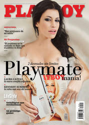 Playboy Argentina - July 2014