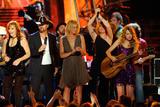 Jennifer Nettles @ Brooks & Dunn's The Last Rodeo Show in Las Vegas 4/19/10