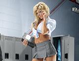 Torrie Wilson Sexy School Girl Foto 115 (Тори Уилсон  Фото 115)