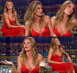 Gisele Bundchen on late night a few weeks ago Foto 236 (������ ������� �� ������� ���� ��������� ������ ����� ���� 236)