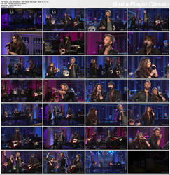 Lady Antebellum ~ We Owned The Night & Just A Kiss ~ Saturday Night Live 10/1/11 (HDTV 1080i)