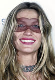 Gisele Bunchen (Masked) @ the Moet and Chandon Fashion Tribute in London, 10/24 - 4 HQ