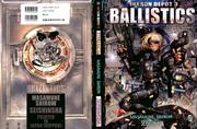 Intron Depot 3 - Ballistics, by Masamune Shirow