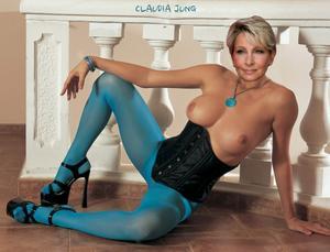 Jung nackt Claudia  Claudia jung