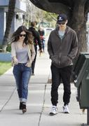 Рейчел Билсон, фото 8367. Rachel Bilson - out and about in Los Feliz 01/29/12, foto 8367