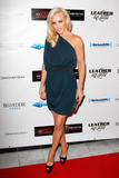 Дженни Маккарти, фото 1434. Jenny McCarthy 'Leather and Laces event' Super Bowl Weekend in Indianapolis - 03.02.2012, foto 1434