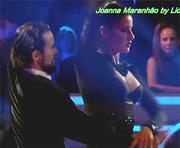 Joanna Maranhão sensual no dancing brasil