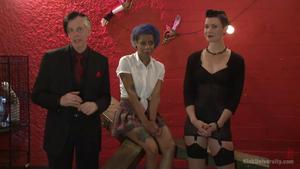 KINK UNIVERSITY: Sep 03, 2015 - Jessica Creepshow and Mistress Shae Flanigan