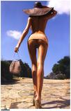 Alessia Fabiani - Nude HQ - Stock Calendar 2010 Foto 65 ( - Фондовый Календарь 2010 Фото 65)
