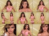 Miranda Kerr - Victoria's Secret commercial