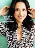 Julia Loius-Dreyfus panties scan and another