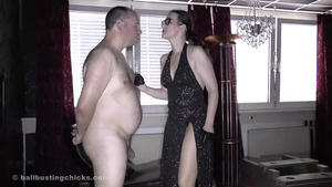 Ball Busting Chicks: Mistress Victoria Valente: 4 + 1 Game...