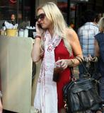 Lindsay Lohan smokin' Candids after dance rehearsals - Oct 24